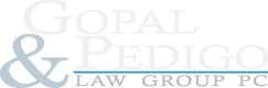 Gopal & Pedigo PC Logo